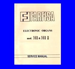 FARFISA Service Manual - Schematic Diagrams - Service Notes